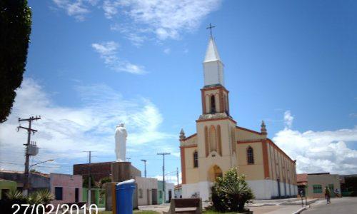 Pedrinhas - Igreja Matriz de São José