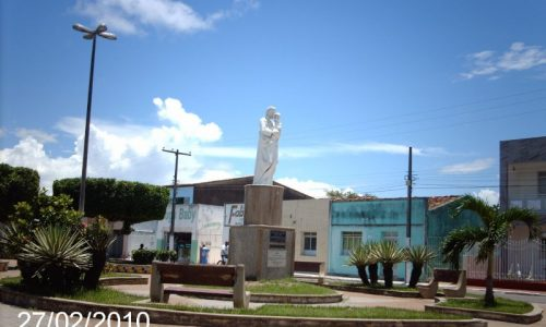 Pedrinhas - Imagem em homenagem a São José