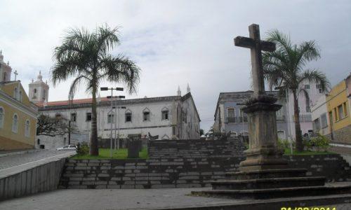 Penedo - Praça Frei Camilo de Lellis