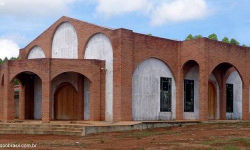 Perolândia - Igreja Matriz Nossa Senhora das Graças (nova)