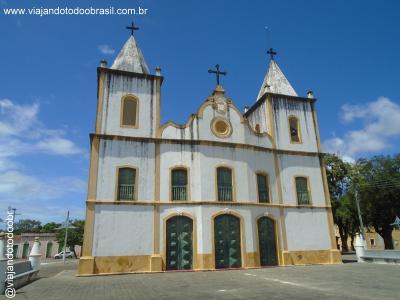 Aquiraz - Igreja de São José de Ribamar