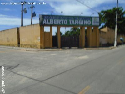 Aquiraz - Estádio Municipal Alberto Targino