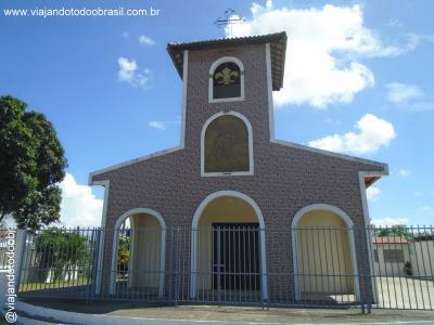 Aquiraz - Igreja da Sagrada Família (Machuca)