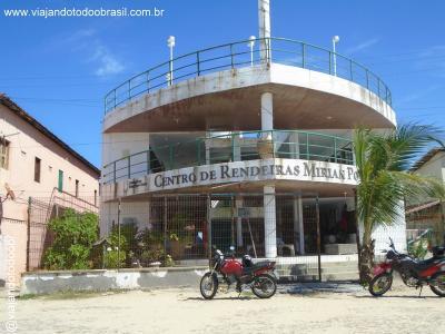 Aquiraz - Centro de Rendeiras Mirian Porto Mota (Iguape)