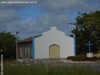 Aracati - Capela de Nossa Senhora de Fátima (Baixio)