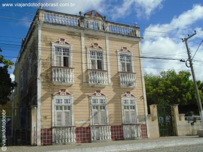 Aracati - Biblioteca Pública Municipal Monsenhor Bruno