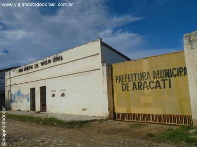 Aracati - Estádio Municipal Virgílio Távora