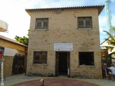 Aracati - Biblioteca Comunitária Eulina Freire dos Santos
