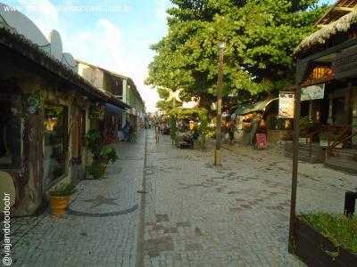 Aracati - Broadway de Canoa Quebrada