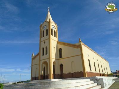 Baixio - Igreja Matriz de São Francisco das Chagas