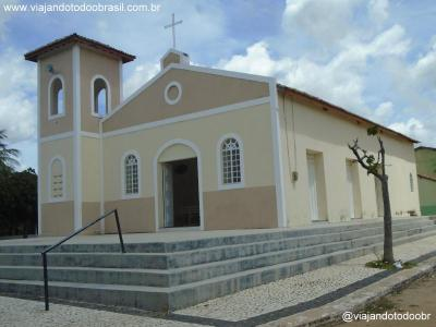 Brejo Santo - Igreja de Nossa Senhora de Fátima (Lagoa do Mato)