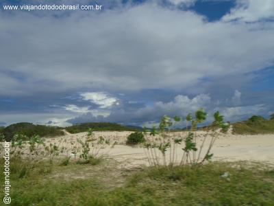 Caucaia - Dunas em Cumbuco