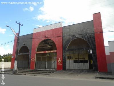 Caucaia - Estádio Municipal Raimundo de Oliveira Filho