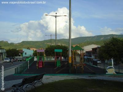 Choró - Praça São Sebastião