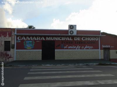Choró - Câmara Municipal
