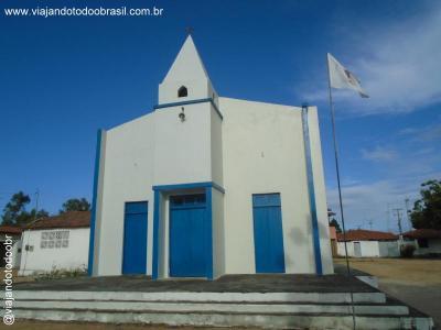 Choró - Igreja de Nossa Senhora de Fátima
