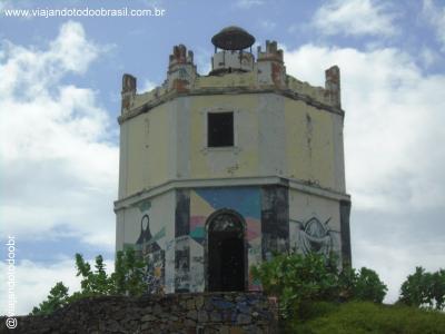Fortaleza - Antigo Farol de Maruipe