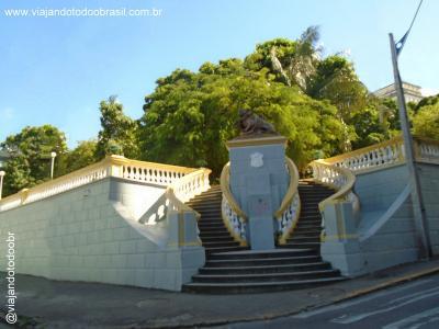 Fortaleza - Escadaria da Praça General Tibúrcio