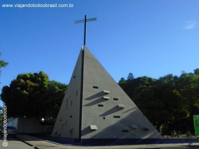 Fortaleza - Capela do Palácio da Abolição