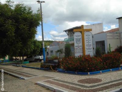 Ibicuitinga - Praça da Bíblia