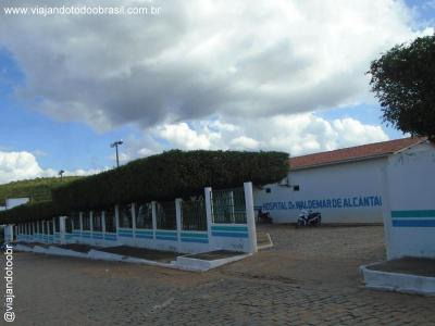 Ibicuitinga - Hospital Municipal Waldemar de Alcântara