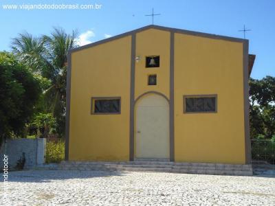 Ibicuitinga - Igreja de Nossa Senhora da Conceição (Currais)