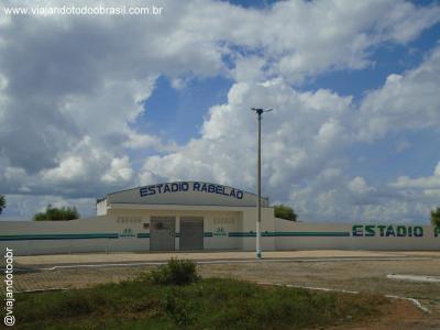 Ibicuitinga - Estádio Municipal Antônio Lino Rabelo
