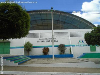 Ibicuitinga - Ginásio Poliesportivo Antônio Lino Rabelo