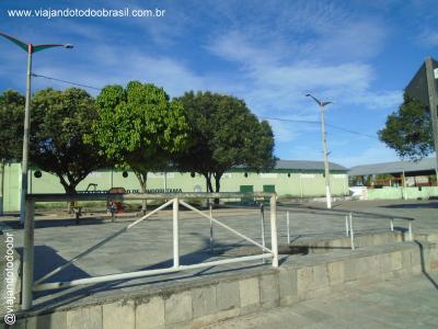Pindoretama - Praça da Cidadania