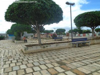 Potengi - Praça José Edmilson Rocha