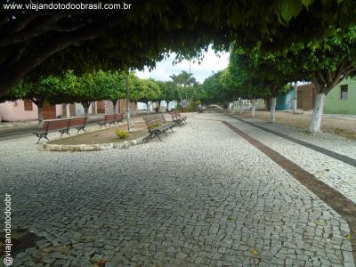 Potengi - Praça José Alves Maia
