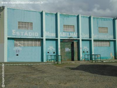Quixadá - Estádio Municipal José Antônio de Lima