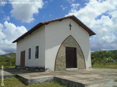 Quixada - Capela de Santo Expedito (Maraguaçu)