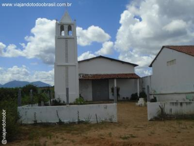 Quixadá - Capela de São Raimundo Nonato (Vila Rica)