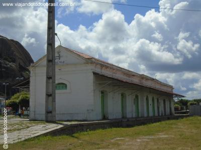 Quixadá - Antiga Estação Ferroviária
