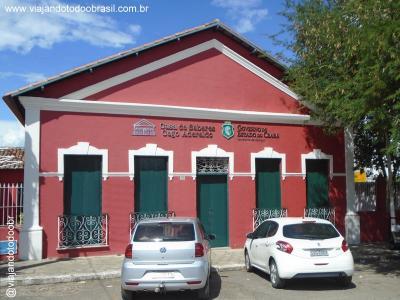 Quixadá - Casa de Saberes Cego Aderaldo