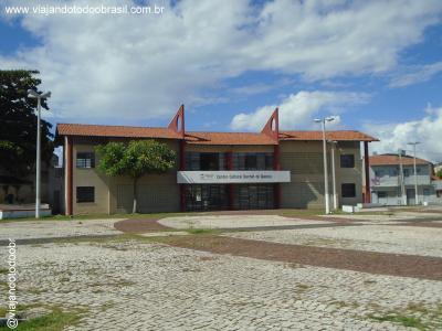 Quixadá - Centro Cultural Rachel de Queiroz