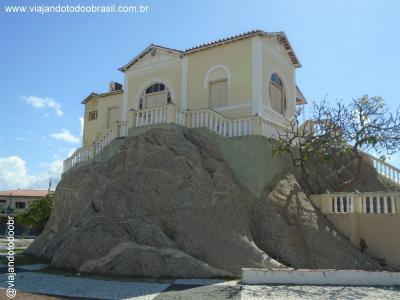 Quixadá - Chalé da Pedra