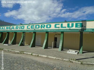 Quixadá - Balneário Cedro Clube