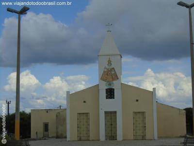 Russas - Igreja do Menino Jesus (Sitío do Canto)