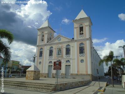 Russas - Igreja Matriz de Nossa Senhora do Rosário