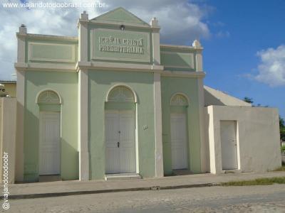 Russas - Igreja Presbiteriana do Brasil