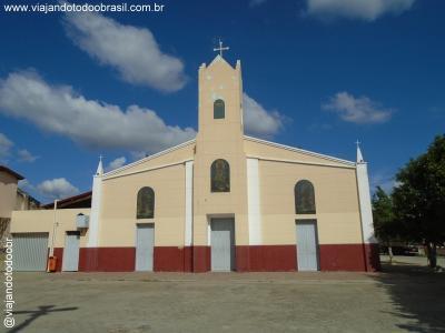 Russas - Igreja de Nossa Senhora de Fátima