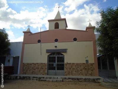 Russas - Igreja de Nossa Senhora de Lourdes