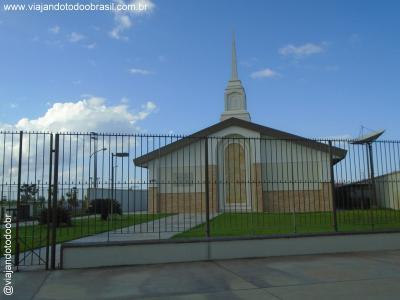 Russas - Igreja de Jesus Cristo dos Santos dos Últimos Dias