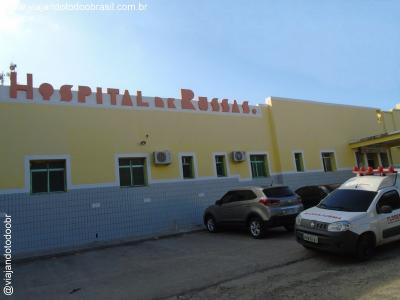 Russas - Hospital Municipal Casa da Saúde