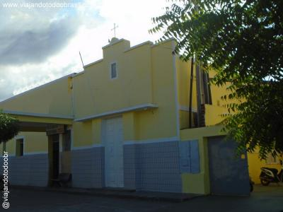 Russas - Capela de Santo Antônio