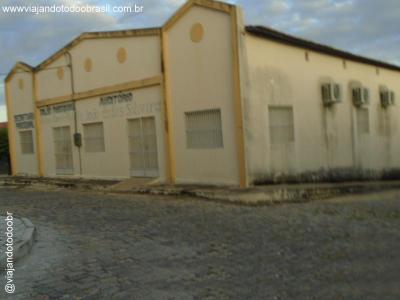 São João do Jaguaribe - Salão Paroquial