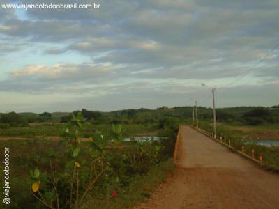 São João do Jaguaribe - Passagem Molhada