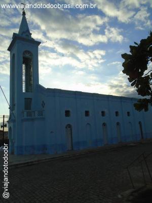 São João do Jaguaribe - Igreja de Nossa Senhora de Fátima
